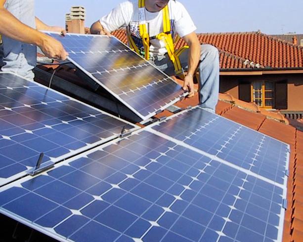 Fotovoltaico installazione